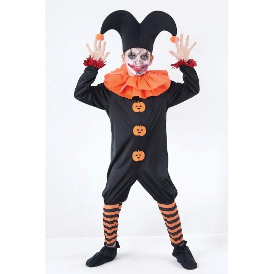 Hofnar halloween kostuum kids