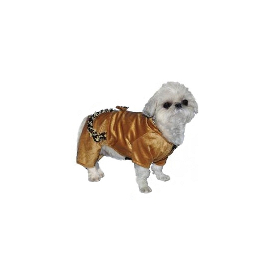 Honden outfit huispak