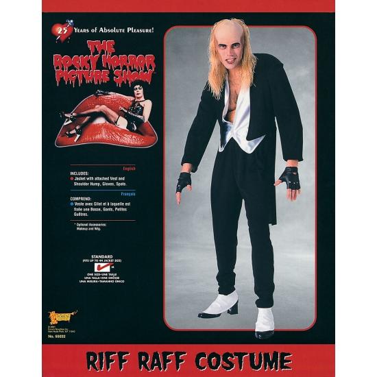 Horror Show Riff Raff kostuum