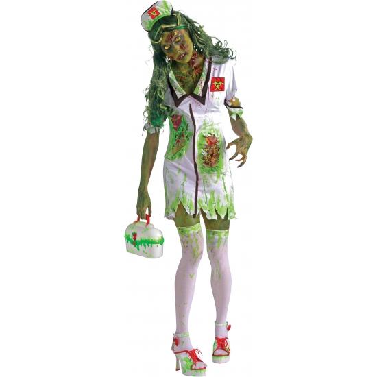 Horror verpleegster zombie jurkje