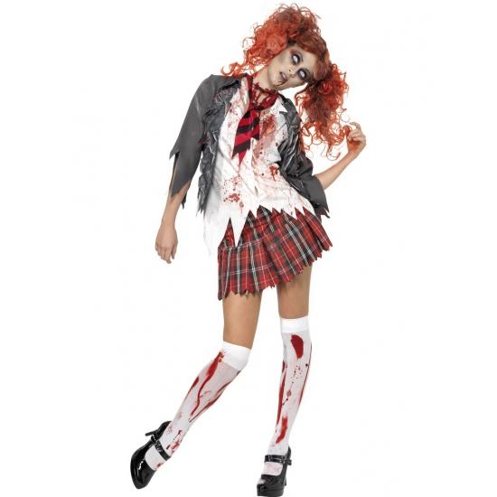 Horror zombie pak voor dames
