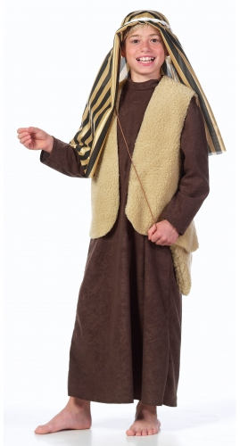 Jozef kerst kostuum voor jongens