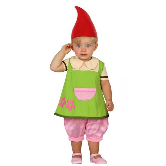 Kaboutertje kostuum voor meisjes