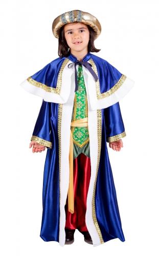 Kerst kostuum Balthasar voor kids