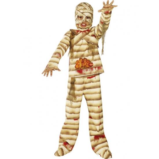 Kids Halloween kostuum mummie