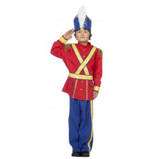 Kids kostuum Notenkraker soldaatje