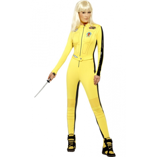 Kill Bill verkleedkleding