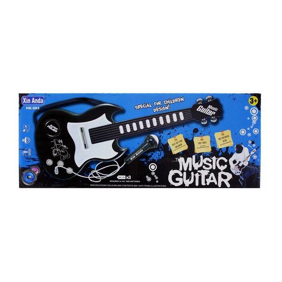 Kinder instrument gitaar