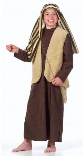 Kinder kerst kostuum Jozef