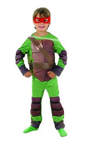 Kinder Ninja Turtle Leonardo kostuum