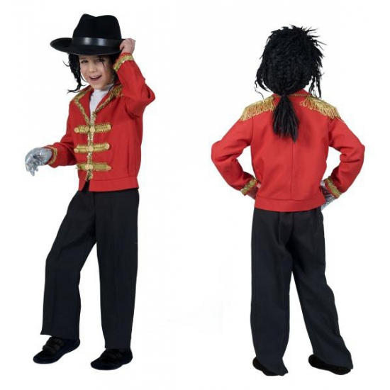 King of Pop jasje voor kinderen