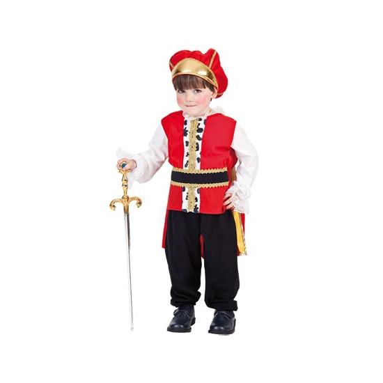 Koning kostuum voor peuter