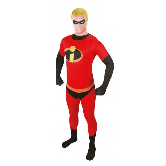 Kostuum van Mr. Incredible voor volwassenen