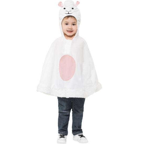 Lammetje kostuum voor kinderen