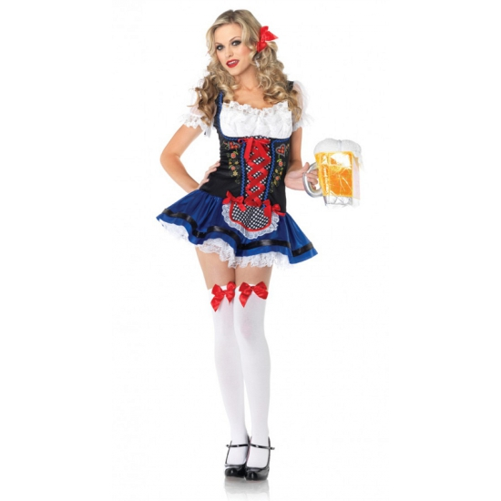 Leg Avenue Heidi kostuum voor dames