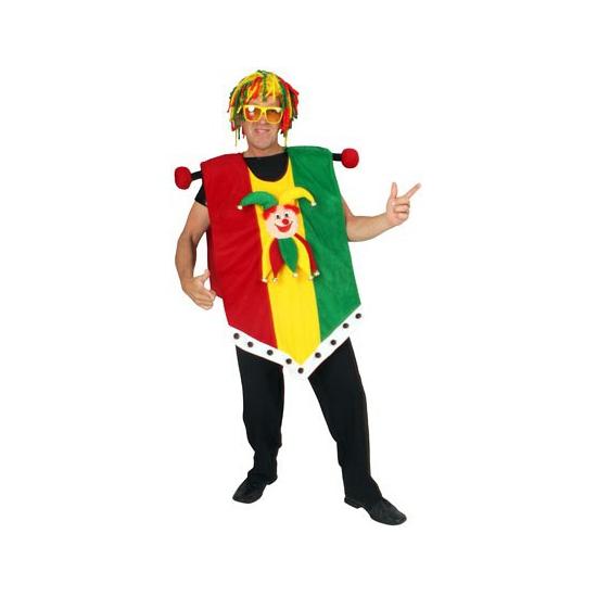 Limburgs vaandel kostuum volwassenen