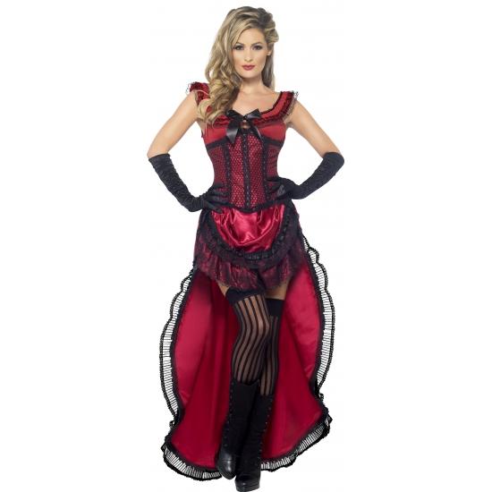 Luxe Brothel Babe kostuum voor dames