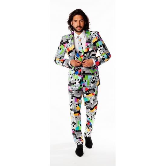 Luxe pak voor heren Testival
