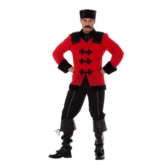 Luxe Russisch kostuum voor heren
