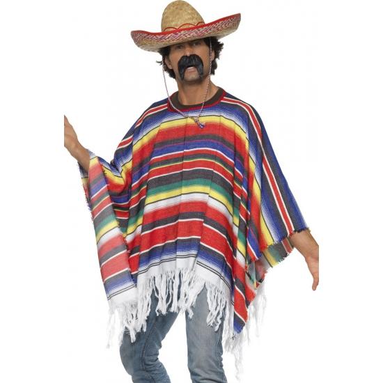 Mexicaans kostuums poncho