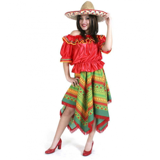 Mexicaans outfit voor dames