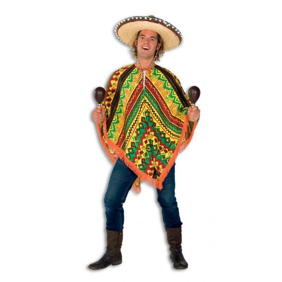Mexicaanse poncho Monterrey