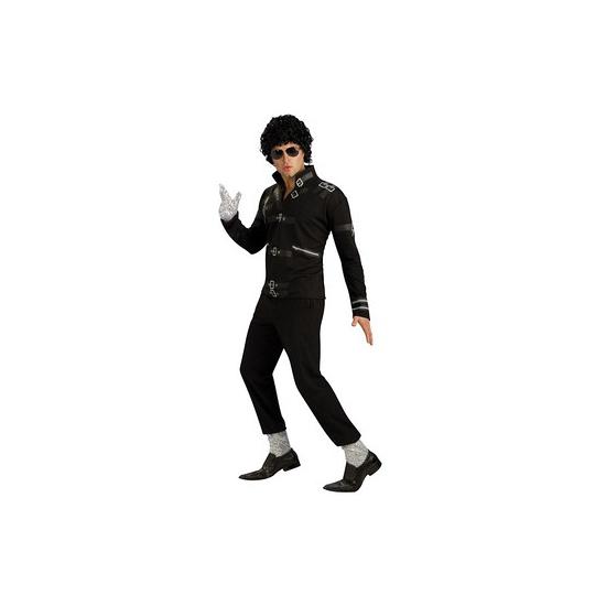 Michael Jackson Bad jasje zwart