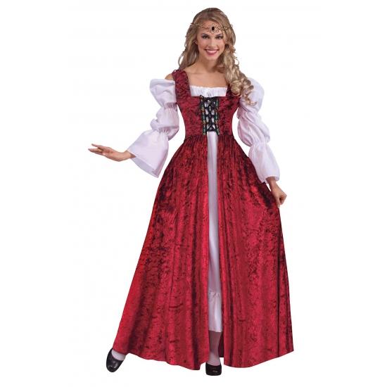 Middeleeuwse jurken voor dames