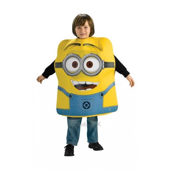 Minions carnavalskleding voor kinderen