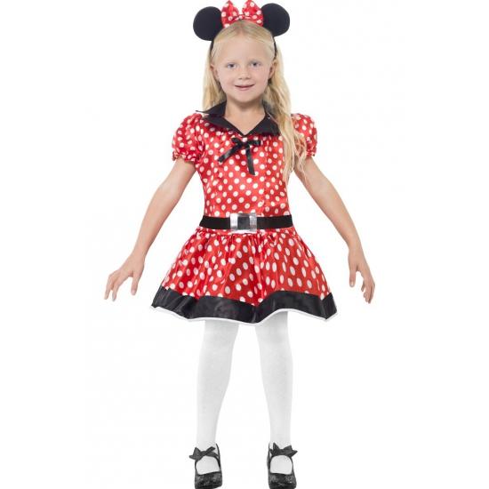 Minnie Mouse kostuum voor meisjes