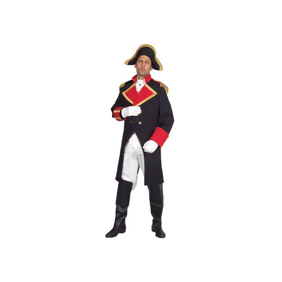 Napoleon  verkleedkleding heren