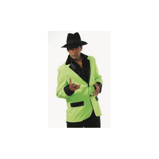 Neon groen heren colbert