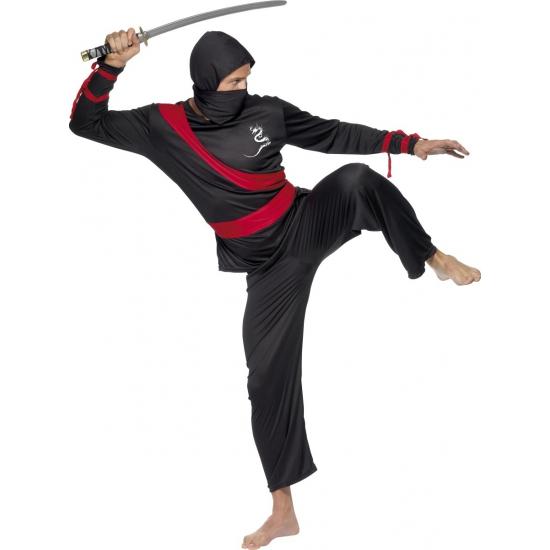 Ninja verkleed kostuum