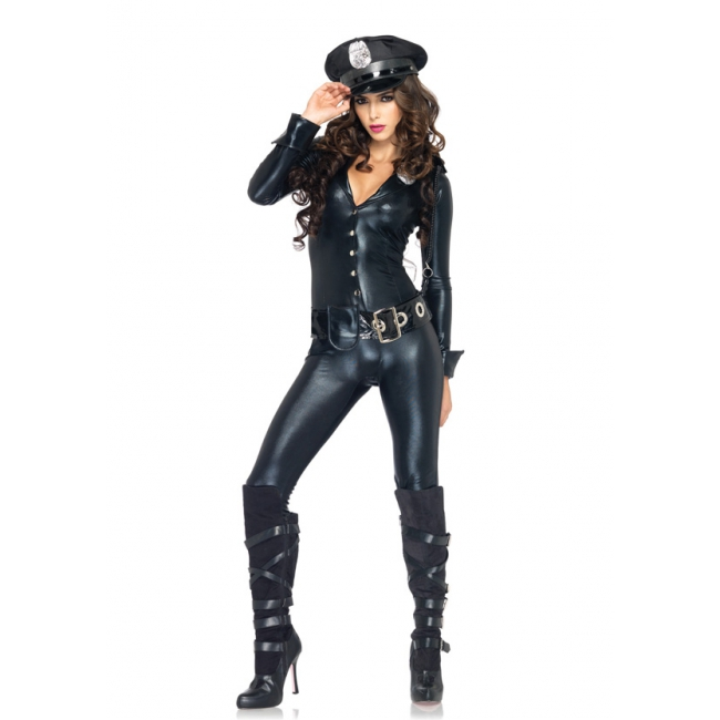 Officer Payne jumpsuit voor dames