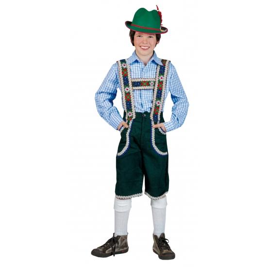 Oktoberfest verkleedkleding voor jongens