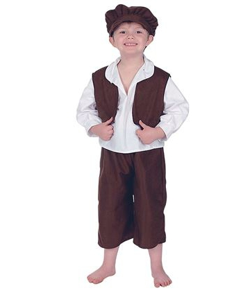 Oliver Twist pakje voor jongens