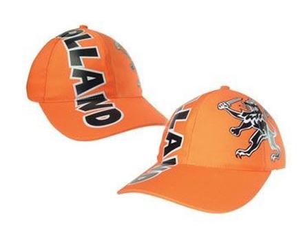 Oranje pet Holland fan
