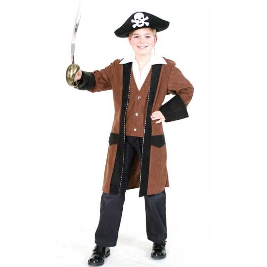 Piratenjas met overhemd voor kinderen