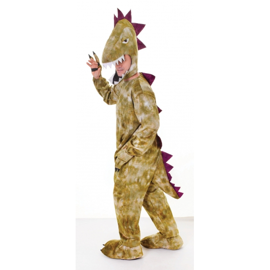 Pluche dinosaurussen kostuum