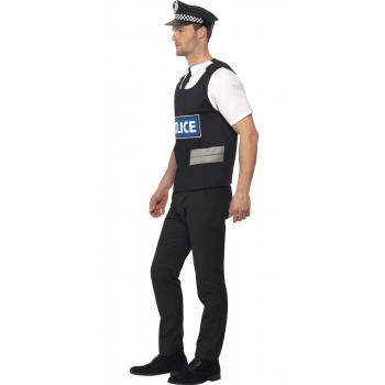 Politie verkleed set voor volwassenen