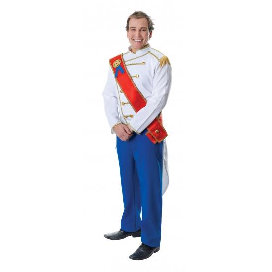 Prinsen kostuum voor heren