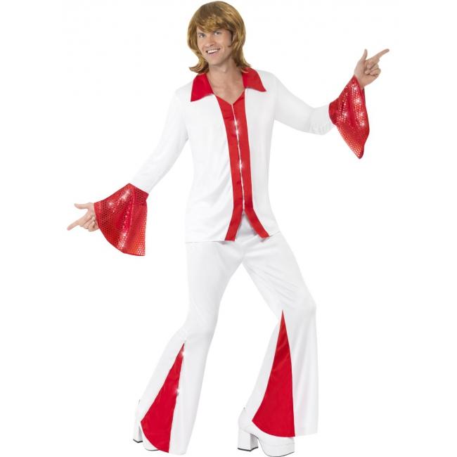 Retro disco pak voor heren