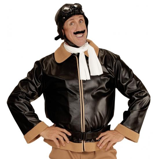 Retro piloten jas