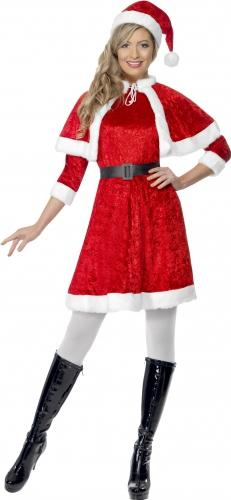 Rode kerstjurkjes voor dames