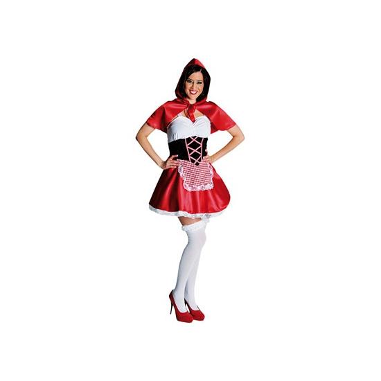 Roodkapje dames carnavalskleding