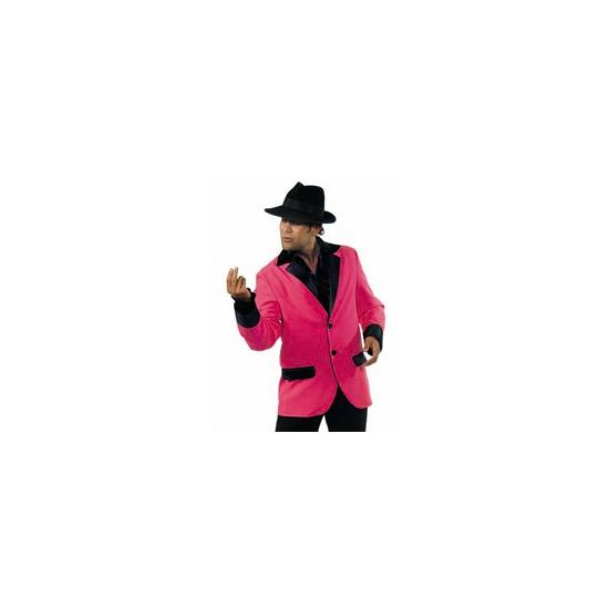 Roze colbert heren