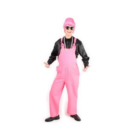 Roze tuinbroek voor dames en heren