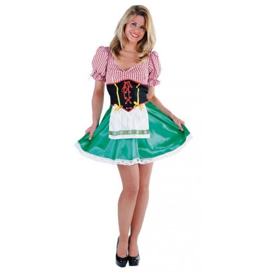 Sexy dames Tiroler jurkje