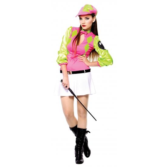Sexy jockey kostuum voor dames