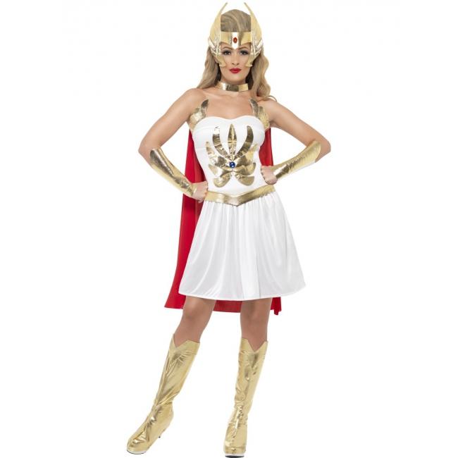 She Ra actieheldin kostuum
